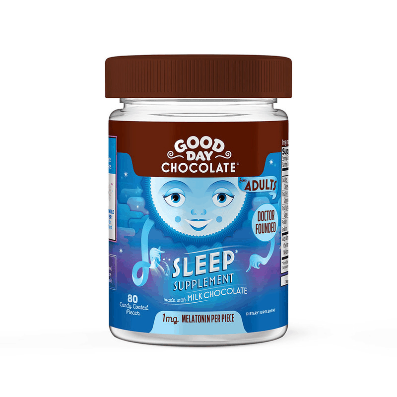 $4.00 for Good Day Chocolate Supplements. Offer available at H-E-B, Hy-Vee, Whole Foods Market®, Dierbergs, Sprouts Farmers Market.