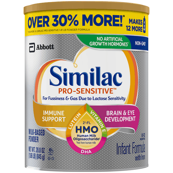 $3.00 for Similac® Infant Formula. Offer available at multiple stores.