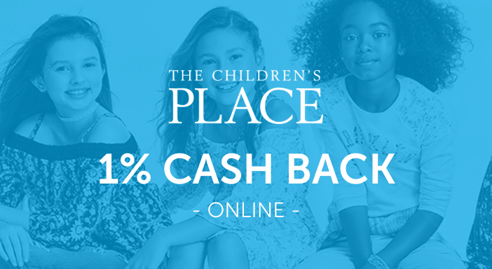 $0.00 for The Children's Place (expiring on Monday, 03/31/2025). Offer available at ChildrensPlace.com.