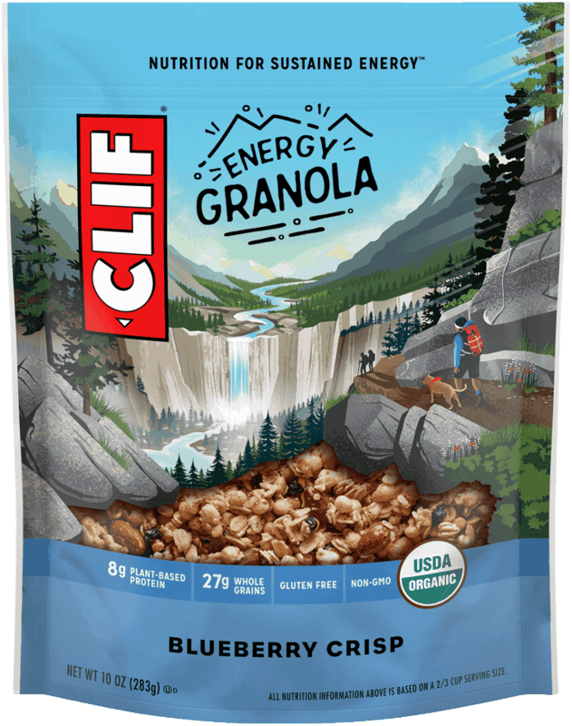 $1.25 for CLIF® Energy Granola (expiring on Saturday, 05/02/2020). Offer available at multiple stores.