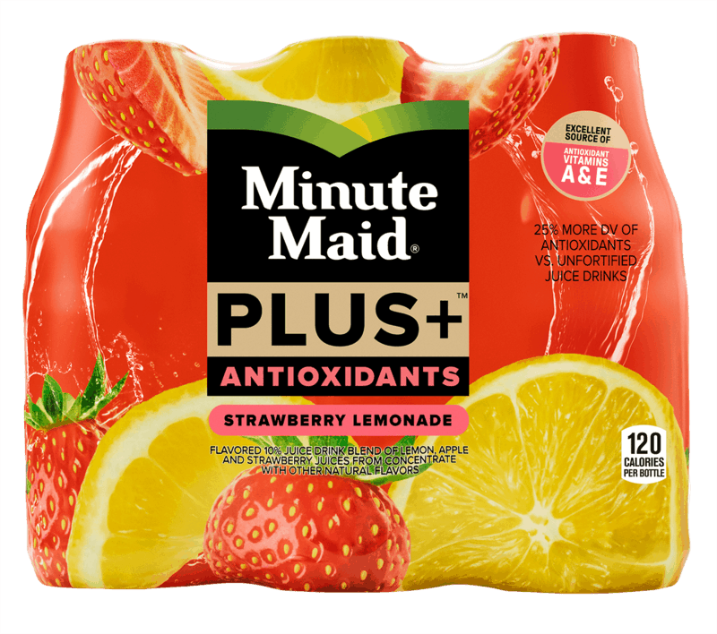 $0.75 for Minute Maid® Plus+™ (expiring on Sunday, 02/02/2020). Offer available at multiple stores.