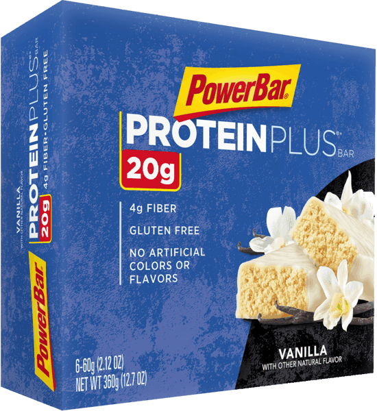 $2.50 for POWERBAR® ProteinPlus® Bar. Offer available at Walmart.