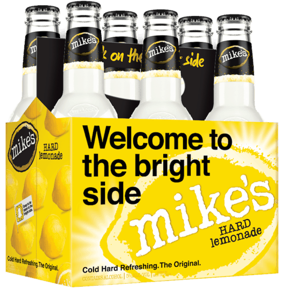 $1.00 for mike's® Hard Lemonade (expiring on Friday, 11/02/2018). Offer available at multiple stores.