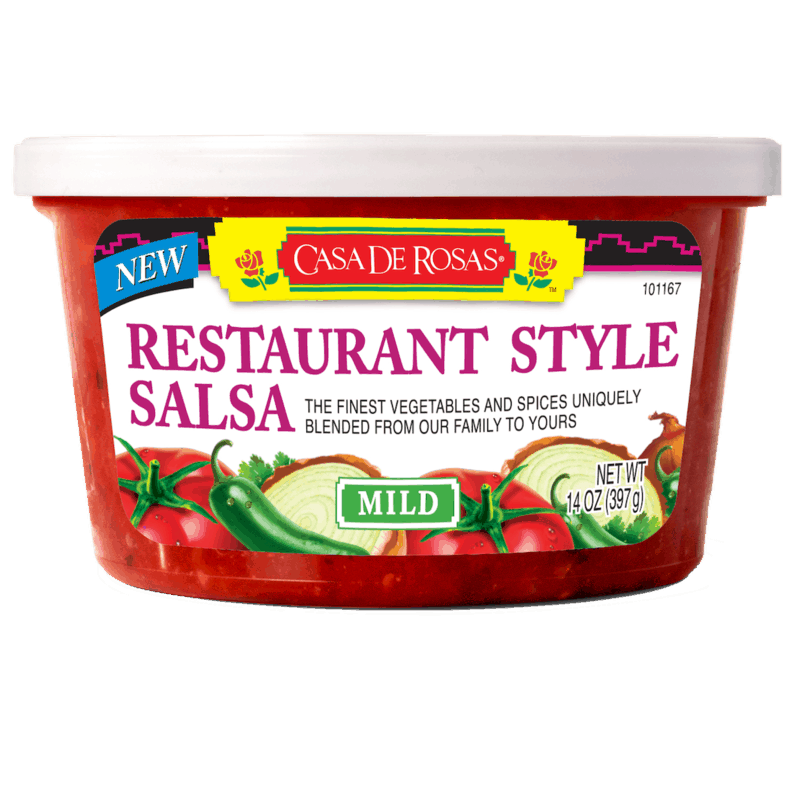 $0.75 for Casa De Rosas Salsa (expiring on Wednesday, 09/02/2020). Offer available at Walmart, Walmart Grocery.