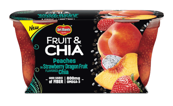 $0.50 for Del Monte® Fruit (expiring on Monday, 07/02/2018). Offer available at Walmart.