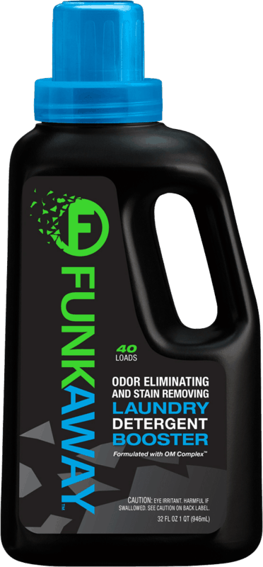$1.00 for FunkAway™ Laundry Booster (expiring on Saturday, 05/02/2020). Offer available at Walmart.