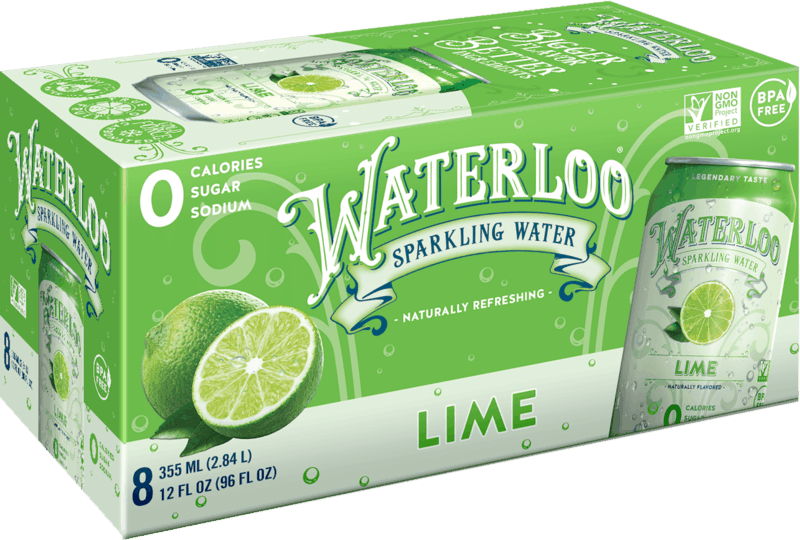 $1.00 for Waterloo Sparkling Water (expiring on Monday, 12/16/2019). Offer available at Target.