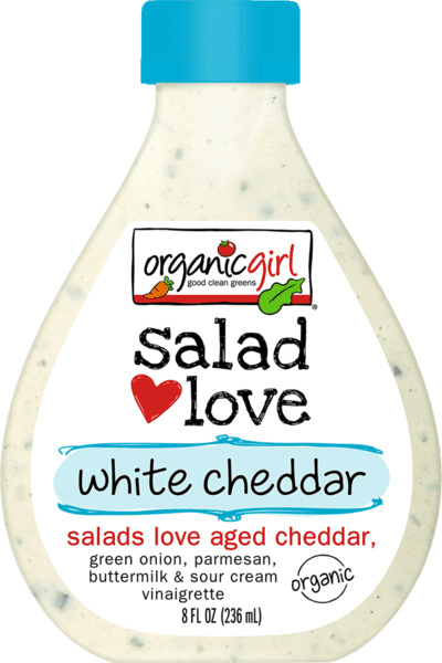 $1.00 for organicgirl® salad love vinaigrettes (expiring on Wednesday, 05/02/2018). Offer available at multiple stores.