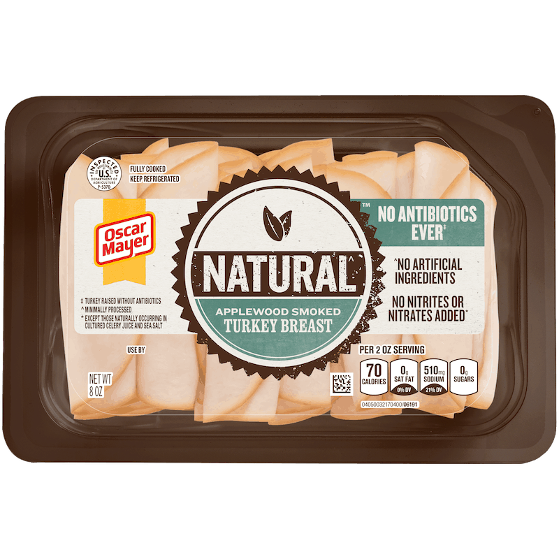 $1.00 for Oscar Mayer Natural Deli Meat (expiring on Tuesday, 12/29/2020). Offer available at Target, Target Online.