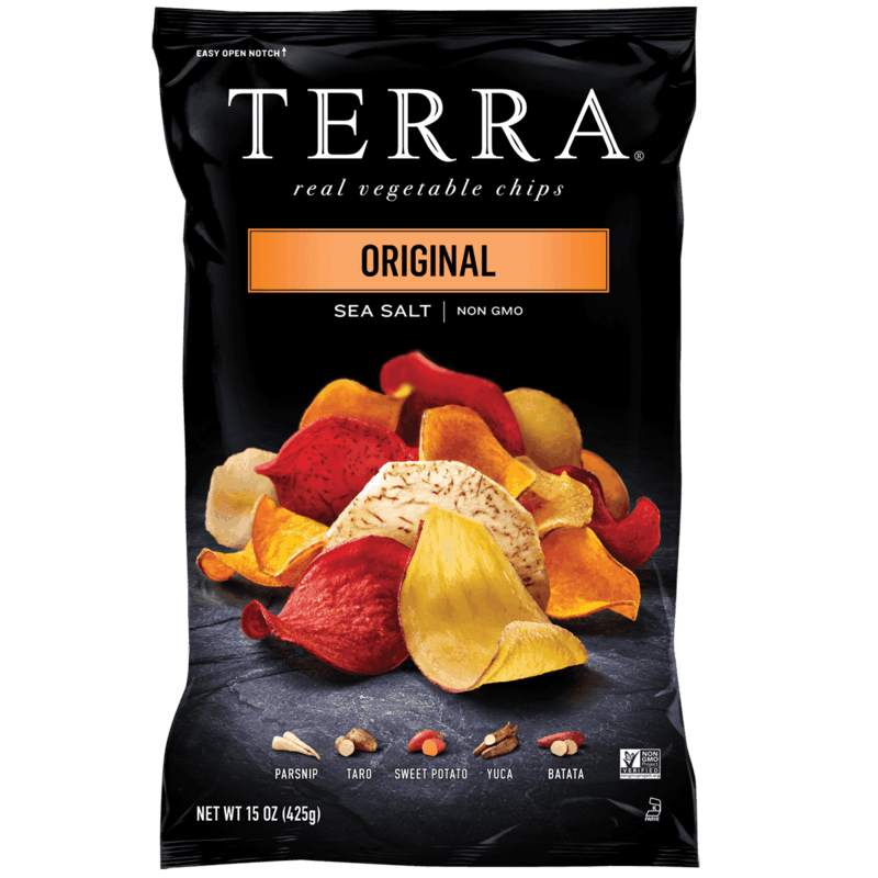 $0.75 for TERRA Chips (expiring on Monday, 11/30/2020). Offer available at multiple stores.