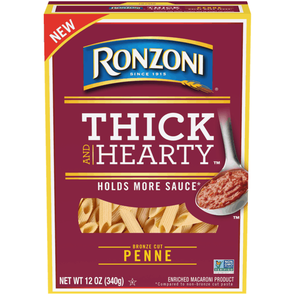 $1.00 for Ronzoni® Thick and Hearty™ (expiring on Wednesday, 10/02/2019). Offer available at Publix.