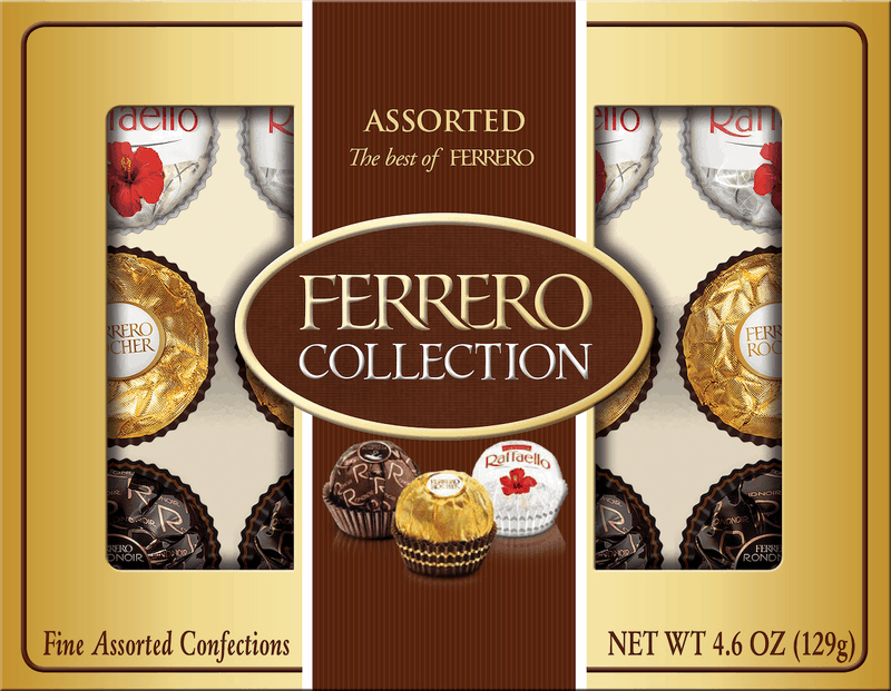 $1.00 for Ferrero Rocher Chocolate (expiring on Tuesday, 06/02/2020). Offer available at Walmart.