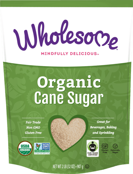 $1.00 for Wholesome™ Organic Sugar or Sucanat (expiring on Saturday, 06/02/2018). Offer available at multiple stores.