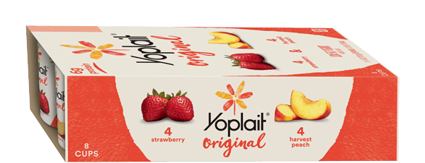 $0.75 for Yoplait® Yogurt (expiring on Saturday, 04/29/2017). Offer available at Walmart.