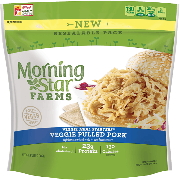 $3.00 for MorningStar Farms® Frozen Veggie. Offer available at Walmart.