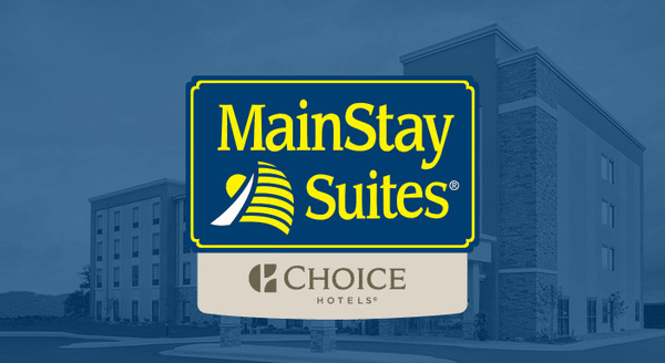 $0.00 for MainStay Suites (expiring on Wednesday, 01/15/2025). Offer available at Choice Hotels.