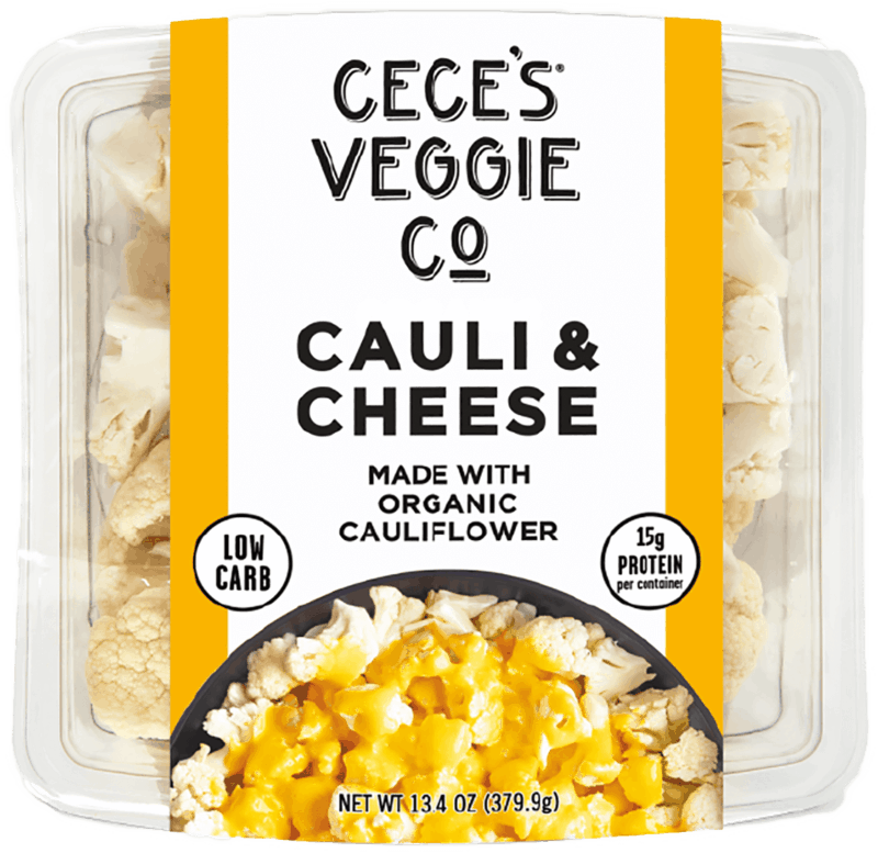 $1.00 for Cece's Veggie Co. Cauli & Cheese (expiring on Saturday, 10/31/2020). Offer available at multiple stores.