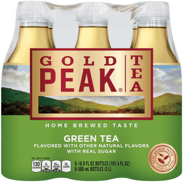 $1.00 for Gold Peak® Tea (expiring on Sunday, 07/01/2018). Offer available at multiple stores.