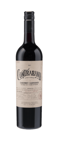 $1.00 for Contraband Cabernet Sauvignon (expiring on Tuesday, 01/01/2019). Offer available at Kroger, Harris Teeter.