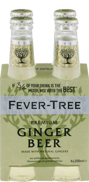 $1.00 for FEVER-TREE Premium Natural Mixers. Offer available at multiple stores.