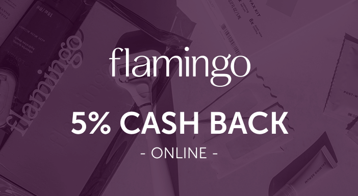 $0.00 for Flamingo (expiring on Friday, 10/31/2025). Offer available at Flamingo.