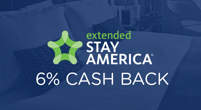 $0.00 for Extended Stay America (expiring on Tuesday, 06/30/2020). Offer available at Extended Stay America.