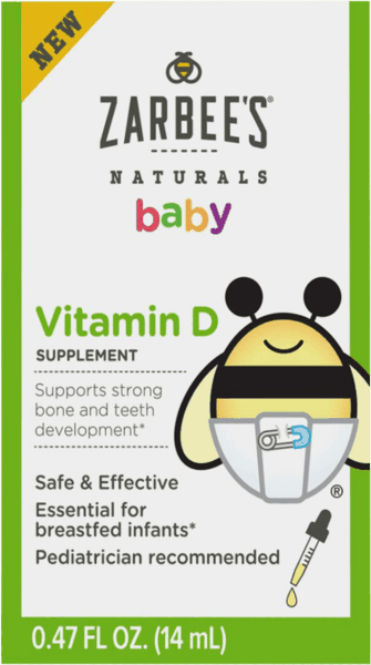 $2.00 for Zarbee's® Baby Vitamins. Offer available at multiple stores.