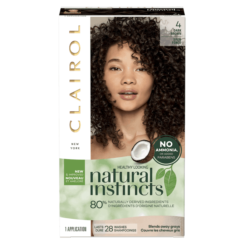 $3.00 for Clairol® Natural Instincts (expiring on Tuesday, 11/19/2019). Offer available at Walmart, Walgreens.