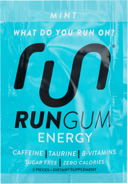 $0.50 for Run Gum® Energy Gum (expiring on Tuesday, 04/02/2019). Offer available at 7-Eleven, Vitamin Shoppe.