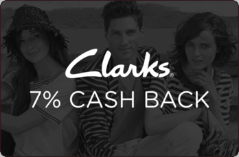 $0.00 for Clarks Retail Locations (expiring on Monday, 04/30/2018). Offer available at Clarks.