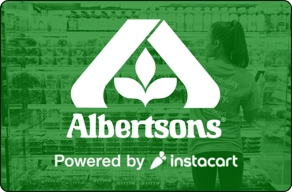 $0.00 for Cash Back (expiring on Wednesday, 07/03/2019). Offer available at Instacart.