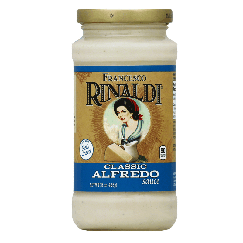 $0.50 for Francesco Rinaldi Alfredo Sauce (expiring on Wednesday, 03/31/2021). Offer available at multiple stores.