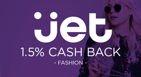 $0.00 for Jet Fashion (expiring on Tuesday, 06/30/2020). Offer available at Jet.