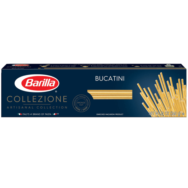 $0.75 for Barilla® Collezione Pasta (expiring on Tuesday, 04/02/2019). Offer available at multiple stores.