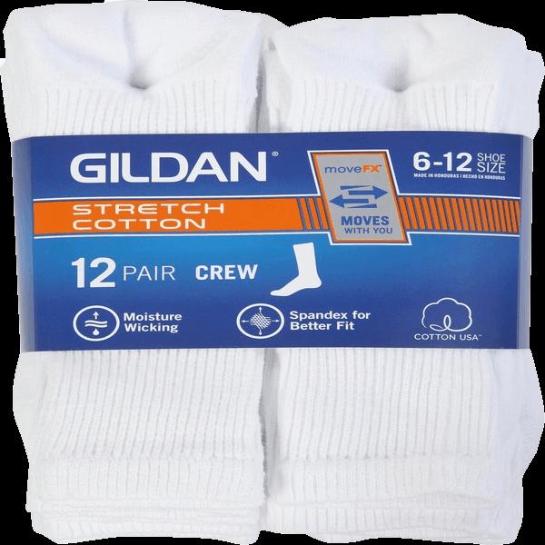 $2.00 for Gildan® Men's Socks. Offer available at Walmart.
