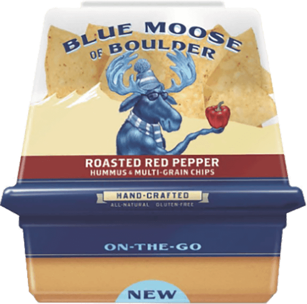 $0.50 for Blue Moose of Boulder® Hummus On The Go (expiring on Friday, 02/01/2019). Offer available at multiple stores.