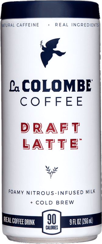 $1.00 for La Colombe Draft Latte™ and Pure Black Coffee (expiring on Friday, 12/06/2019). Offer available at multiple stores.