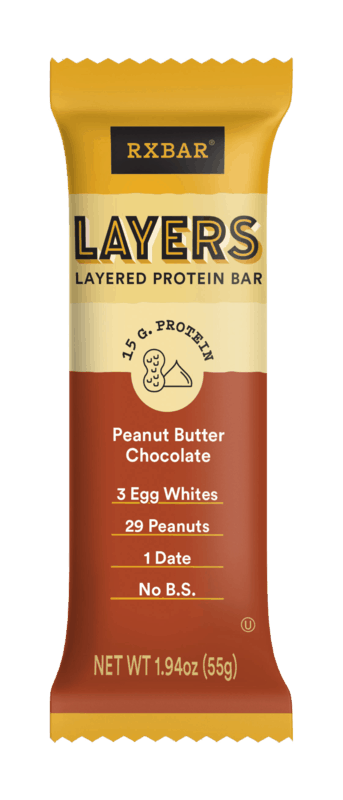 $1.00 for RXBAR Layers (expiring on Monday, 05/31/2021). Offer available at Hy-Vee, Wegmans, Big Y Foods, Bashas'.