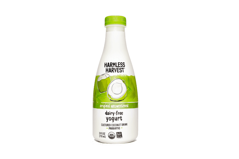 $1.00 for Harmless Harvest Dairy-Free Yogurt Drink (expiring on Friday, 04/30/2021). Offer available at Whole Foods Market®.