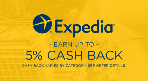$0.00 for Expedia (expiring on Wednesday, 04/01/2020). Offer available at Expedia.