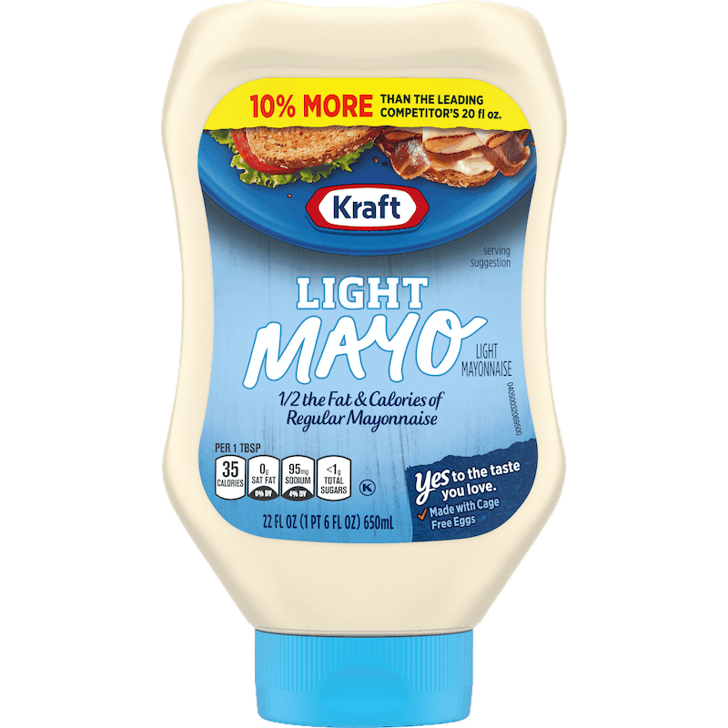 $0.75 for Kraft Light Mayo (expiring on Sunday, 09/06/2020). Offer available at multiple stores.