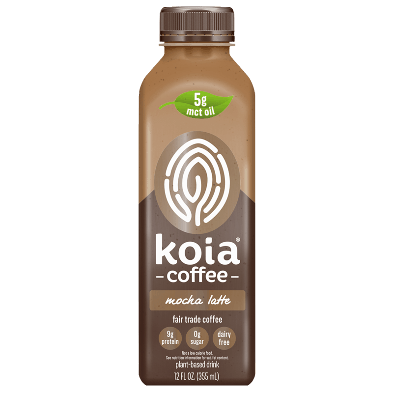 $1.00 for Koia Coffee - Mocha Latte (expiring on Tuesday, 09/01/2020). Offer available at Whole Foods Market®.