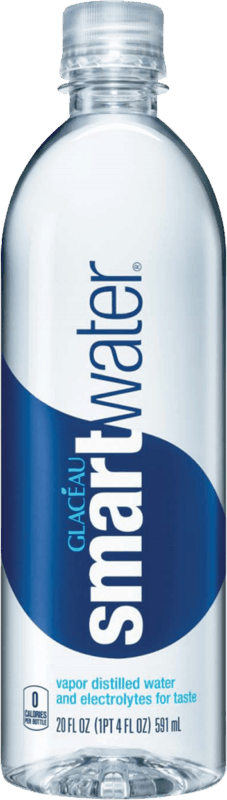 $0.50 for smartwater (expiring on Friday, 08/21/2020). Offer available at Walmart, Walmart Grocery.