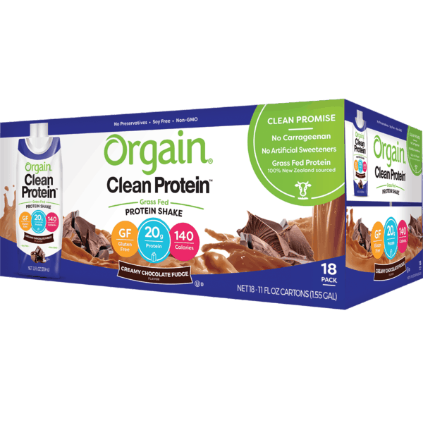$5.00 for Orgain® Clean Protein Shakes. Offer available at Costco.