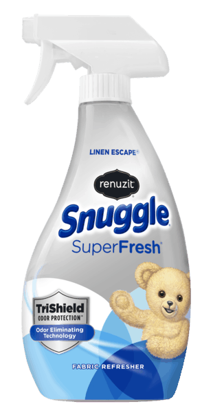 $1.00 for Renuzit® Snuggle® Fabric Refresher Spray. Offer available at multiple stores.