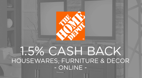 $0.00 for Home Depot (expiring on Saturday, 02/29/2020). Offer available at HomeDepot.com.