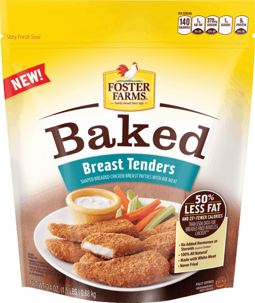 $2.00 for Foster Farms® Baked Chicken (expiring on Saturday, 06/02/2018). Offer available at Walmart.