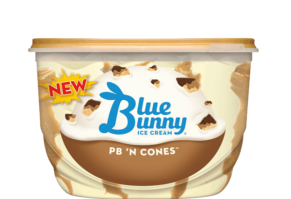 $0.50 for Blue Bunny® Ice Cream (expiring on Tuesday, 06/27/2017). Offer available at Walmart.