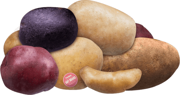 $0.25 for Potatoes - Any Brand (expiring on Saturday, 03/31/2018). Offer available at multiple stores.
