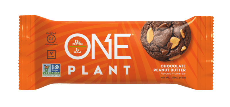 $0.75 for ONE PLANT Protein Bar (expiring on Thursday, 08/05/2021). Offer available at multiple stores.